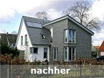 Sanierung Siedlungshaus