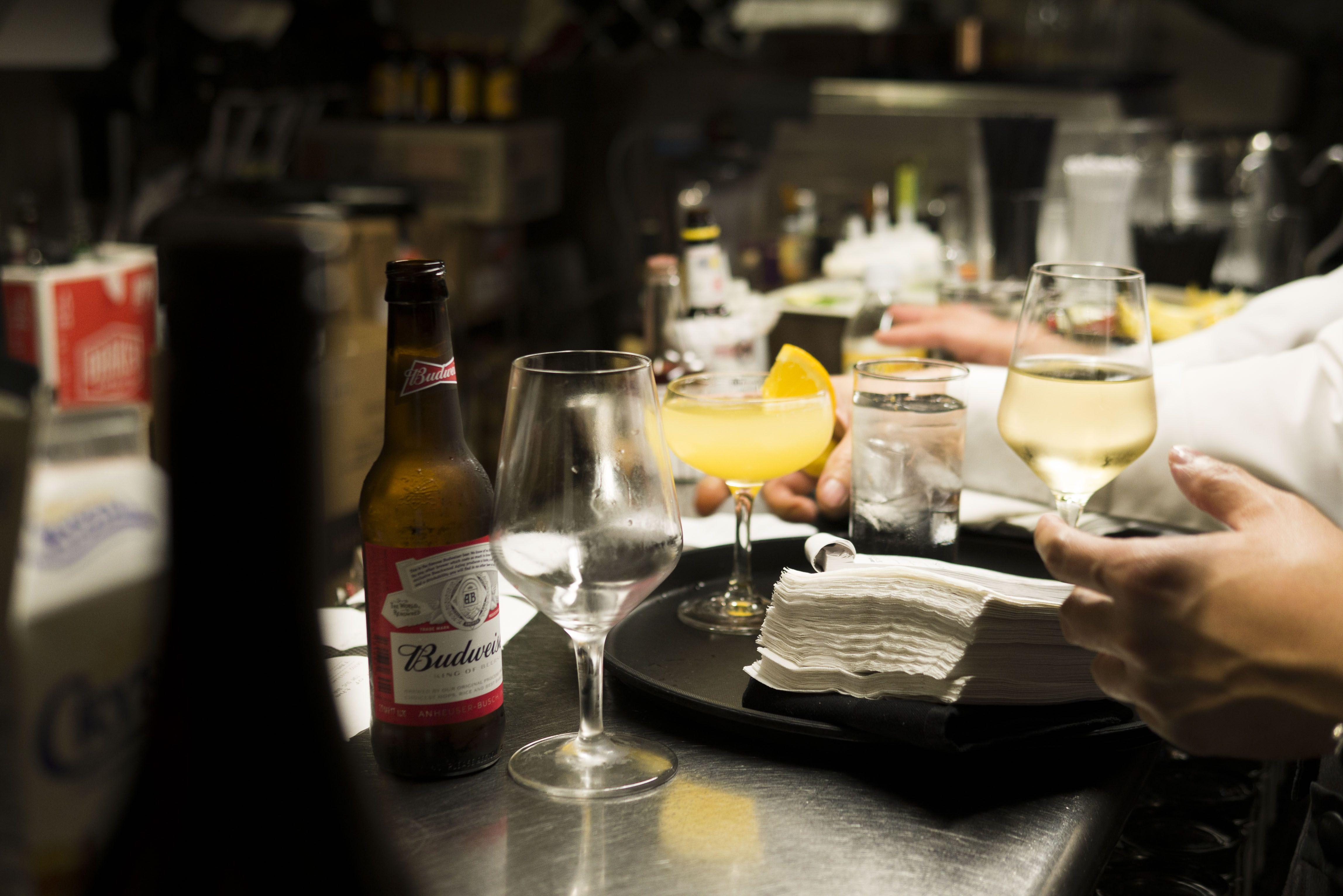 Behind the scenes at Top of The Mark Bar | San francisco ...