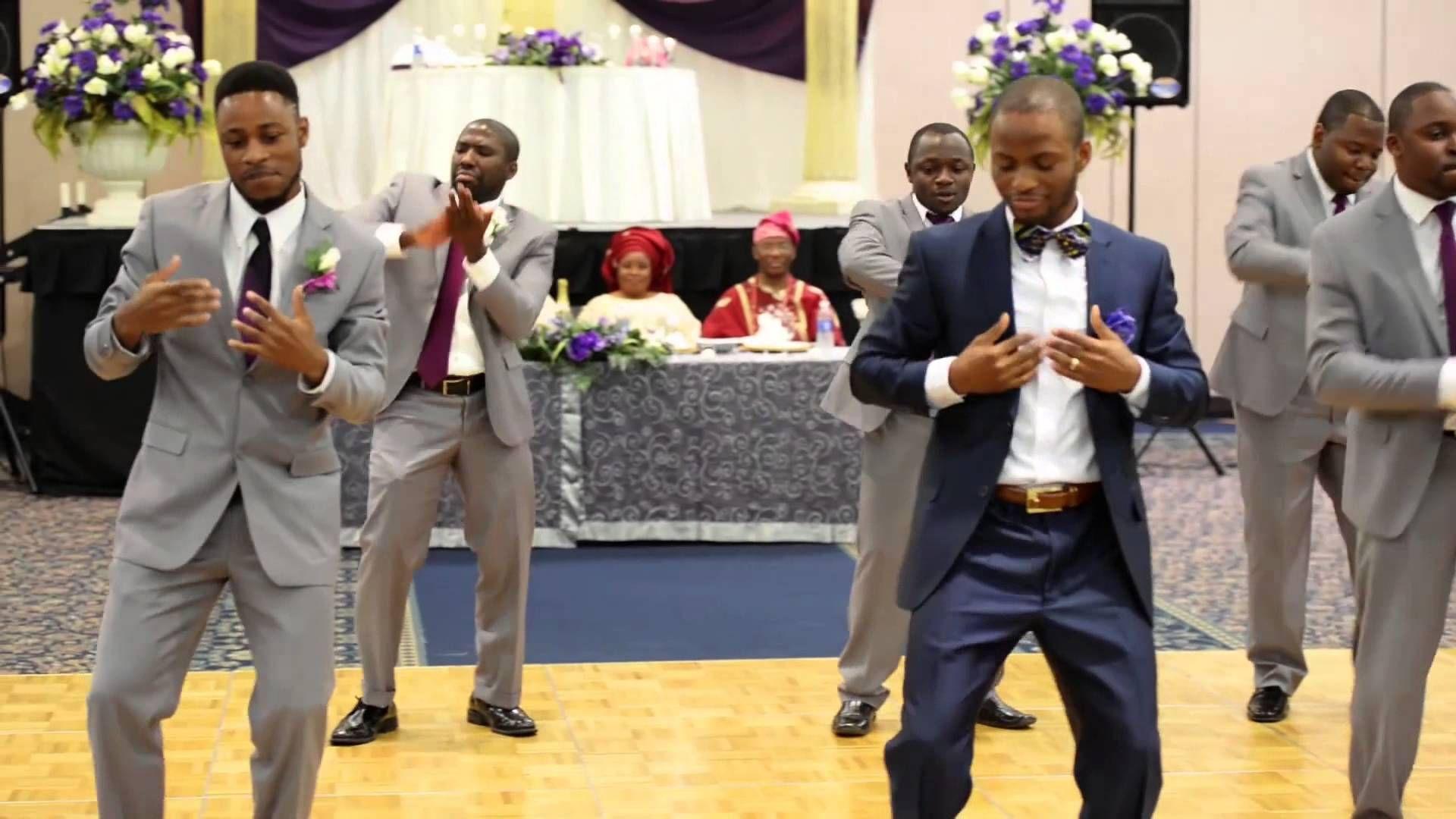 Nigerian Wedding Yemi Mayowa Reception Dance Video