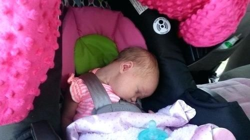 Preemie Car Seat Because Premature Infant Test