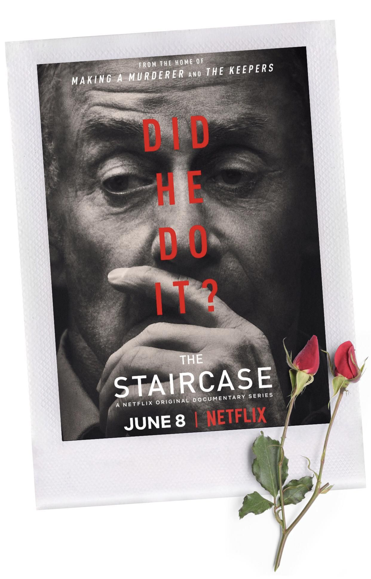 Netflix S The Staircase My Thoughts Theories Netflix