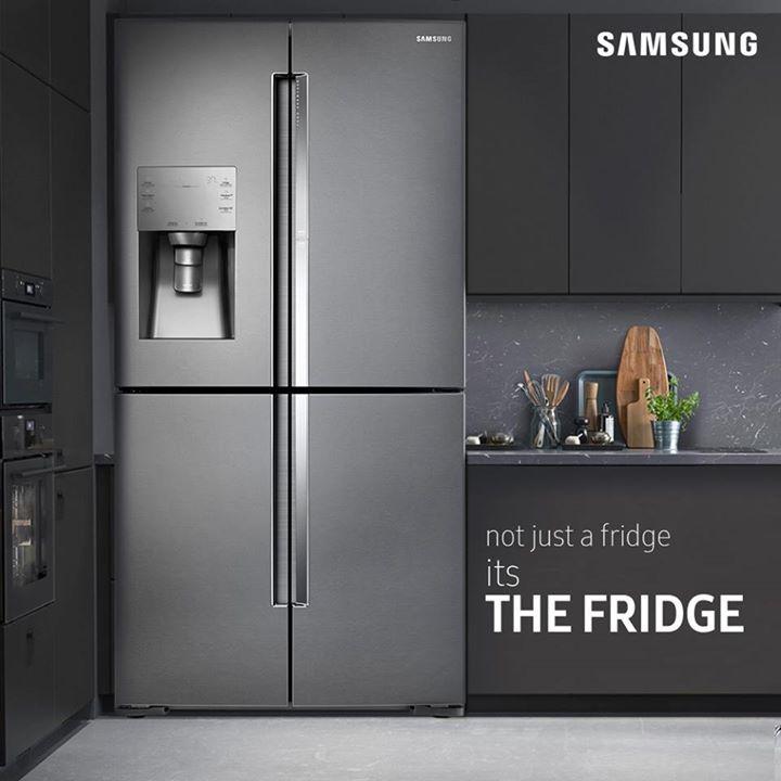 "Samsung French Door Showcase Refrigerator's ""fridge within"