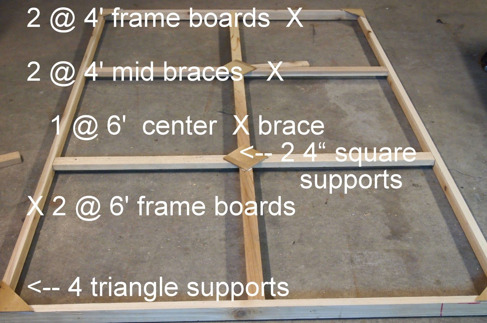 How to Build a Canvas Stretcher Large picture frames