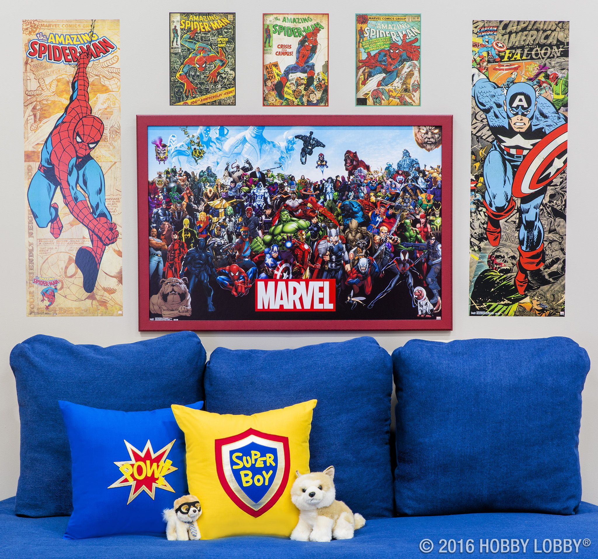 Give Your Little Superhero An Adventure-filled, Action