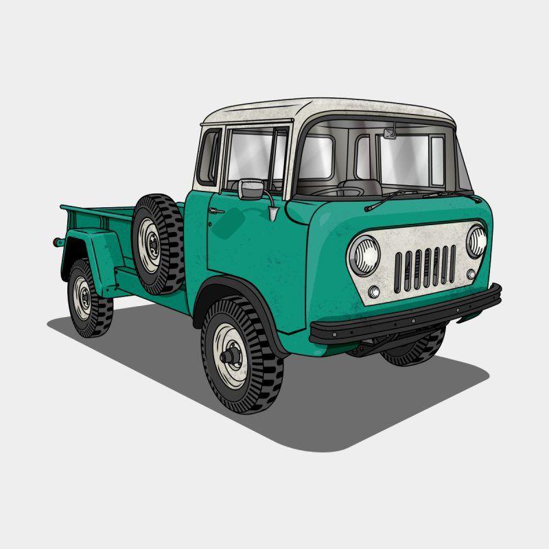 Pin On Jeep Forward Control