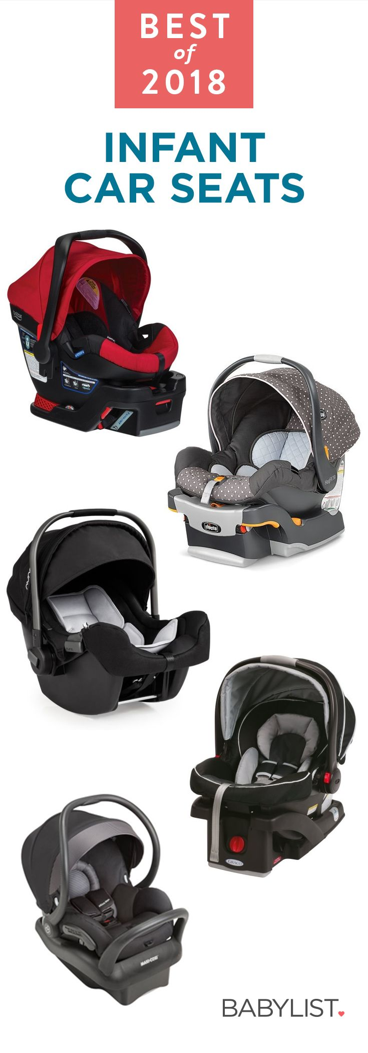 Best Infant Car Seats of 2019 For the little ones