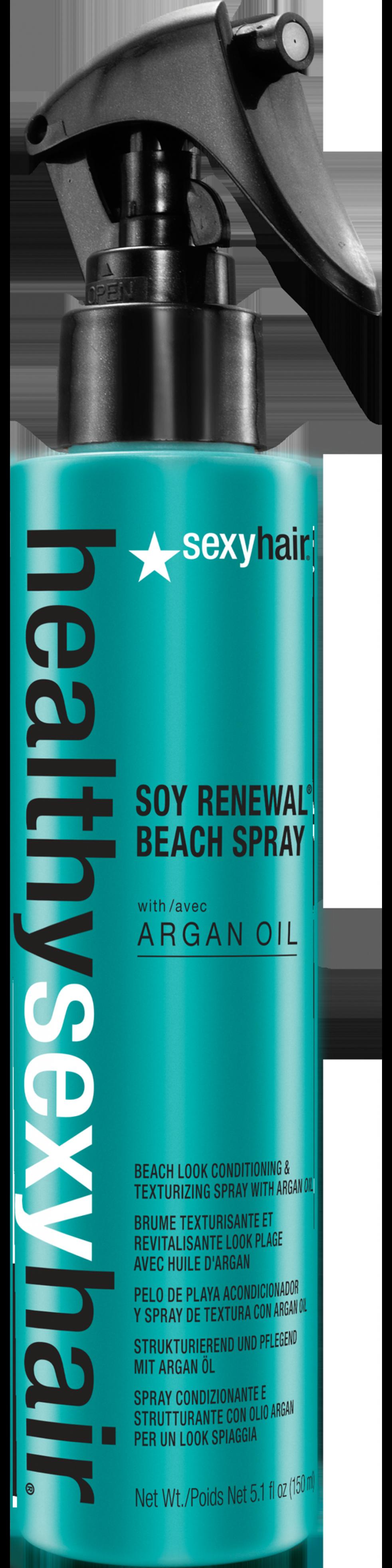 Big sexy hair beach spray