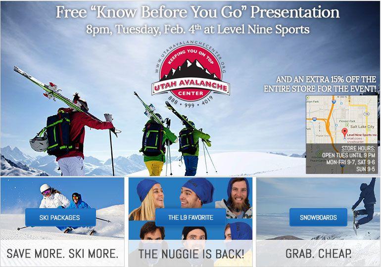 Levelninesports Skiing, Salt lake city utah, Cycle gear