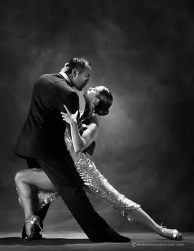 how to dance argentine tango
