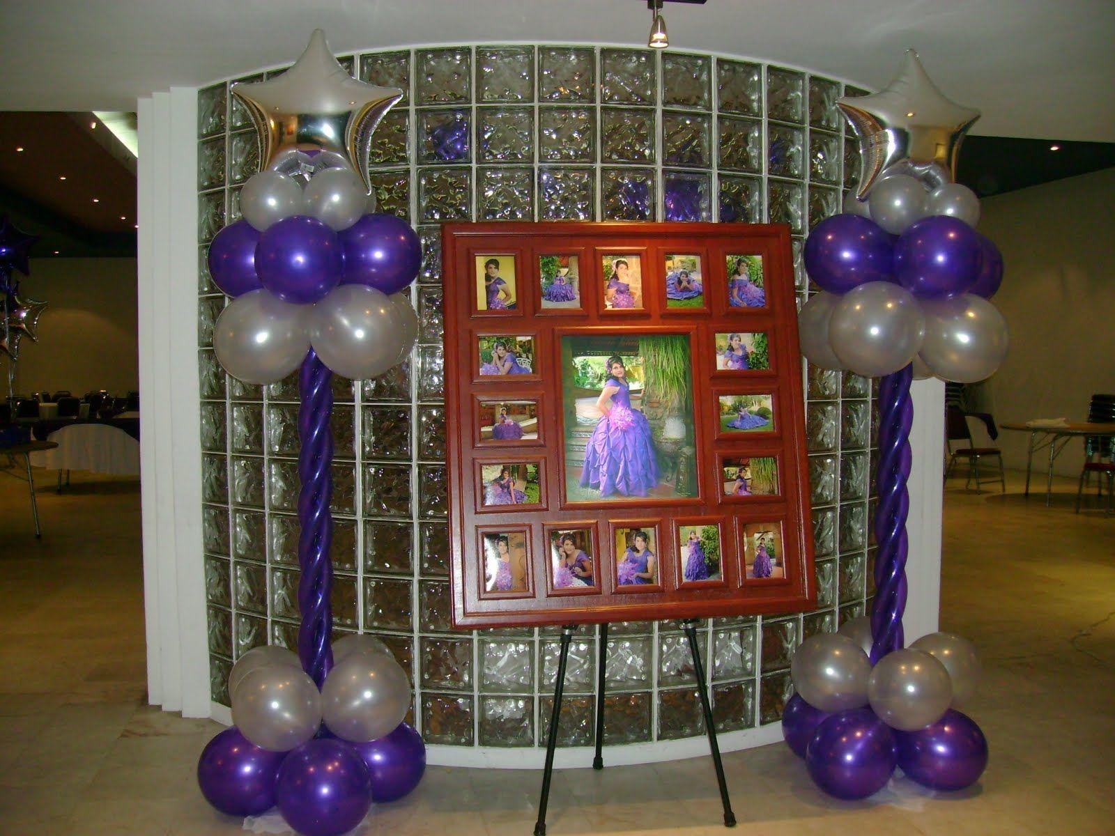 Decoracion y arte en globos arte en globos y detalles - Arte y decoracion ...