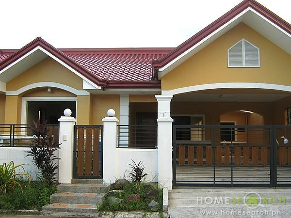 Modern bungalows fully renovated bungalow in bfhomes for House garage design philippines