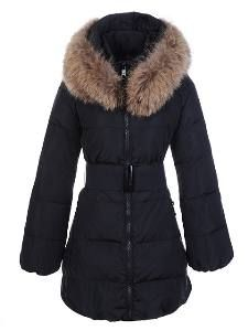 moncler mujer negro