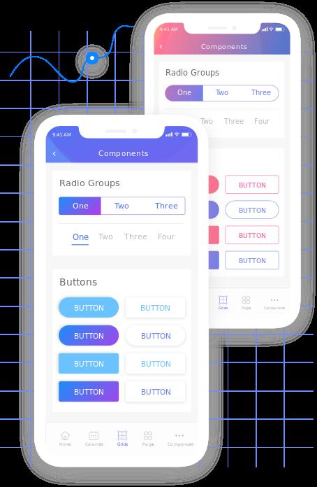 React Native Starter Mobile Application Template Built With React Native React Native Web App Design Mobile Application