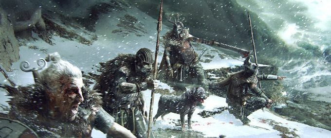 El pueblo vikingo