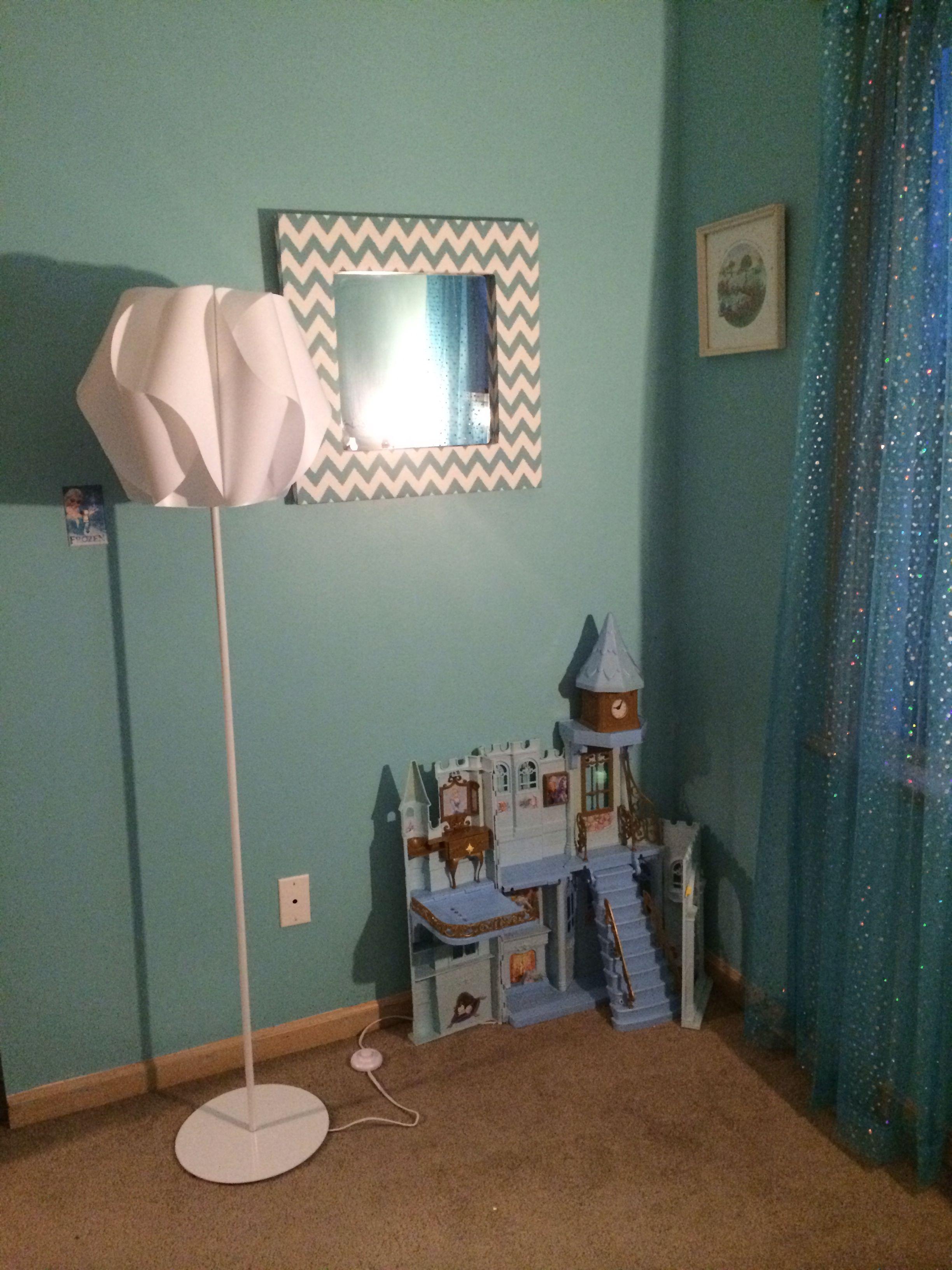 Disney Frozen Girl S Bedroom Inspiration
