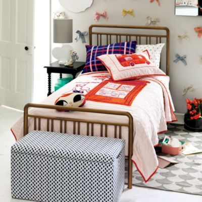 Lately Lily London Kids Bedding - From The Home Decor Discovery Community at www.DecoandBloom.com