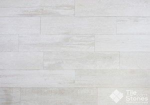 crate series | colonial white | 6x24 | 8x48 | wood tile