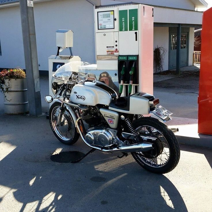 news_old_stockss photo | Cafe racer style, Cafe racer