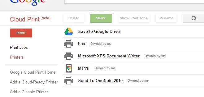 How To Setup A Printer With Google Cloud Print How to