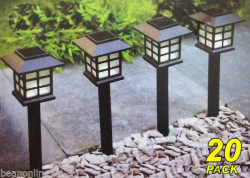 oriental outdoor lighting. Wonderful Outdoor 20PackLEDSolarGardenLightsOrientalLanternStyle Intended Oriental Outdoor Lighting