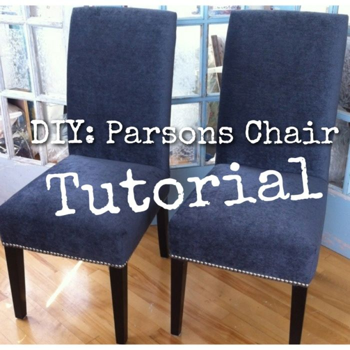 Best Tutorial To Redo My Exact Dining Chairs