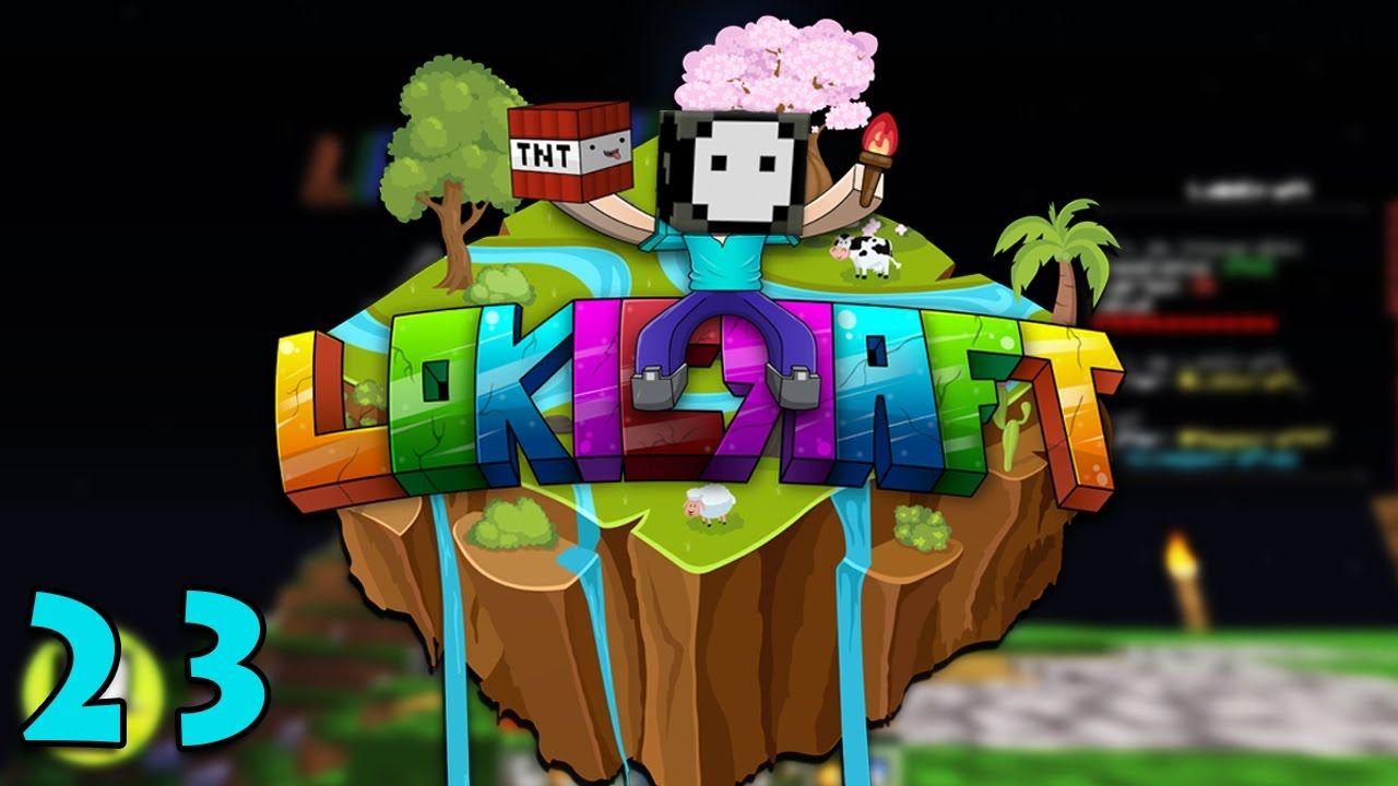 Lokicraft EP23 | Bienvenidos a LinkCraft! | #SoyUnLokito