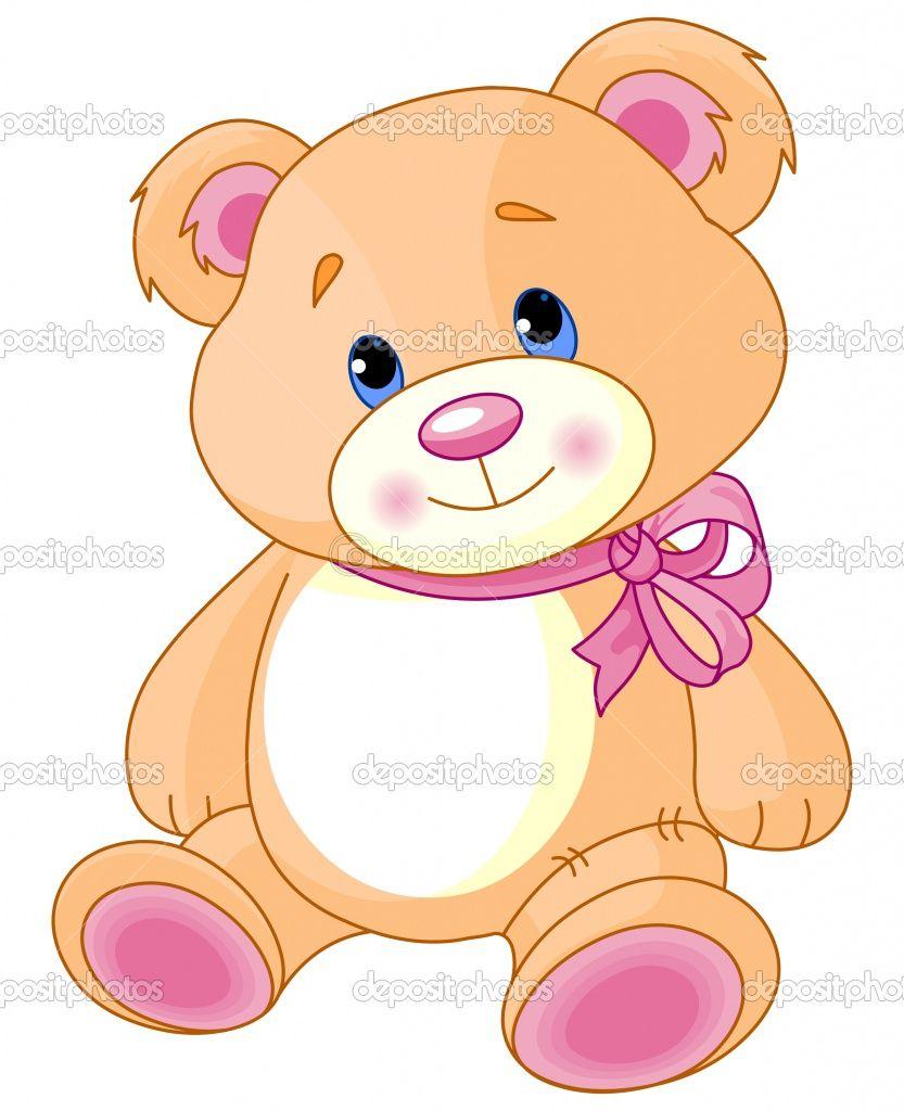 Teddy Bear Drawings | Teddy Bear | Stock Vector © Anna Velichkovsky #2832868