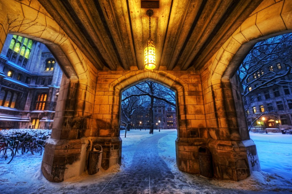Lives Past. The university of chicago, Best cities, City