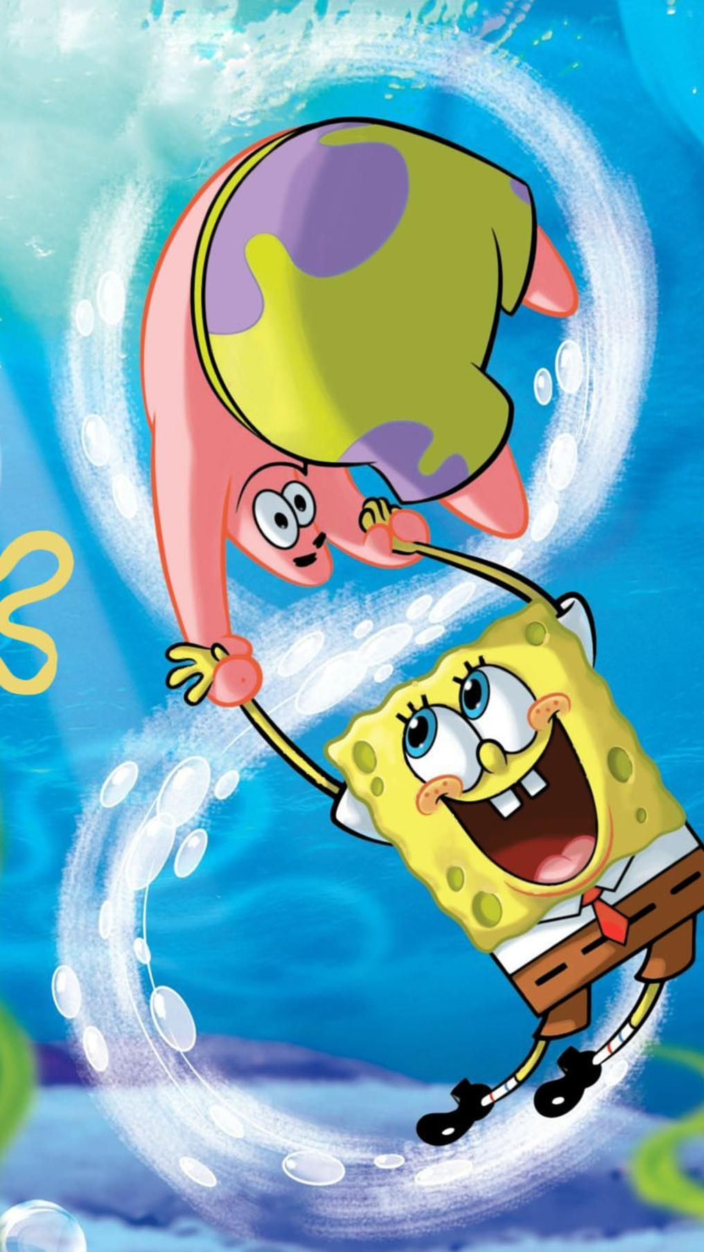 TV Shows Phone Wallpapers Spongebob iphone wallpaper