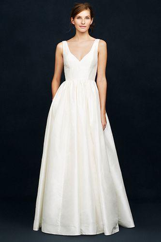J Crew Wedding Dresses Simple White Gowns Jcrew Wedding Dress Jcrew Wedding Minimalist Wedding Dresses