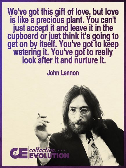Pin By Amber Fritts On Positive Thoughts Celebration Quotes John Lennon Quotes Words