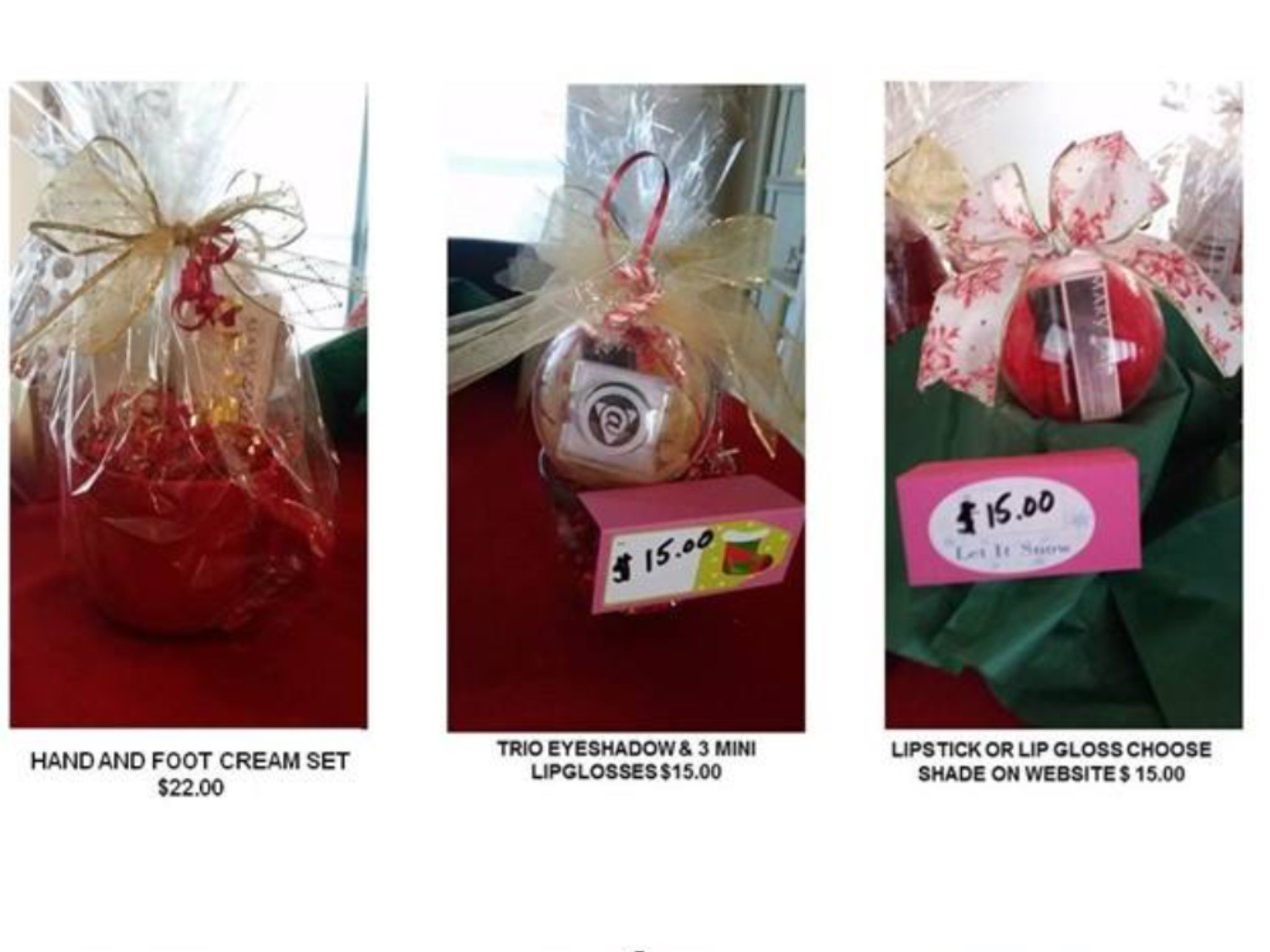 Give the perfect little beauty gift basket for that woman