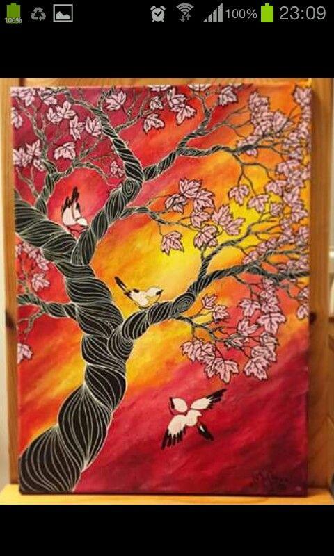 Sockermongot painting