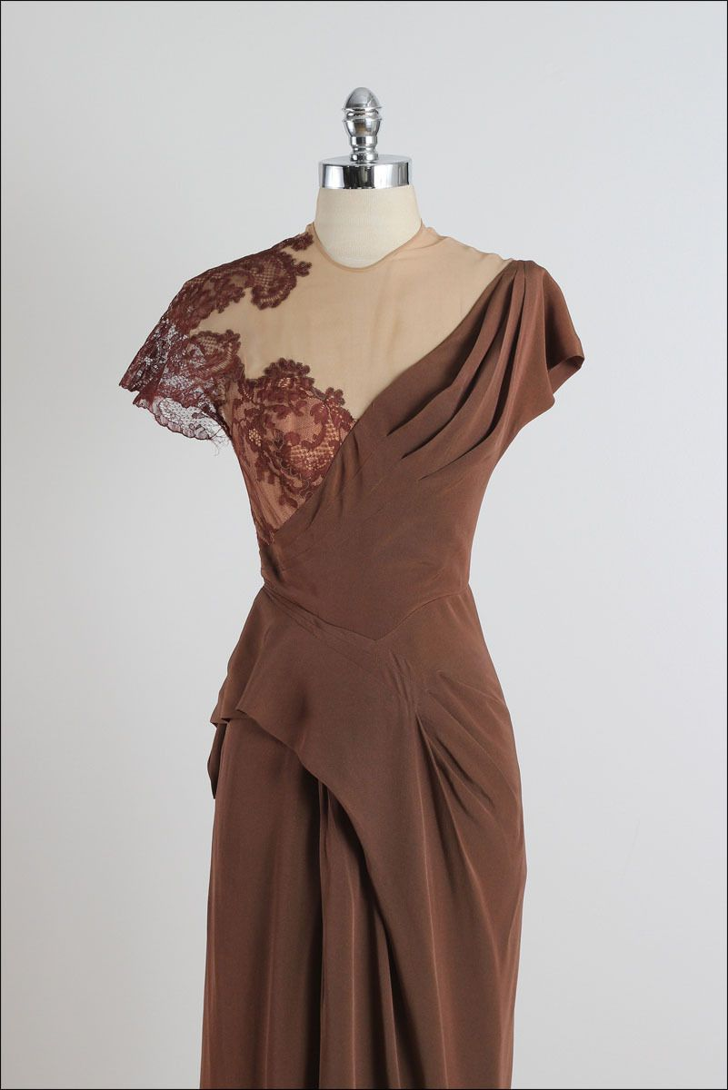 1940s Cocktail Dresses - Ocodea.com