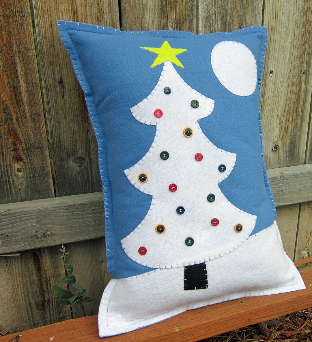 52 Pillows  - #38 - Christmas Tree | by TiffinyDesigns