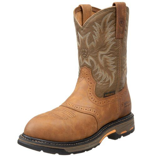 dc33e37685143 CUTEST! $142.50 | For Him | Composite toe boots, Pull on work boots ...