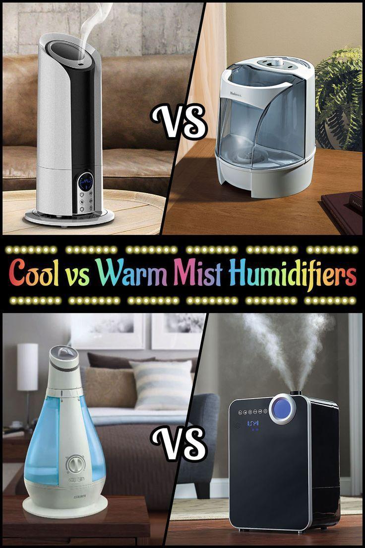 Cool Mist vs Warm Mist Humidifiers Warm mist humidifier