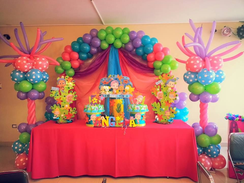 decoracion en globos decoracion globos pinterest candy land decoration and shopkins