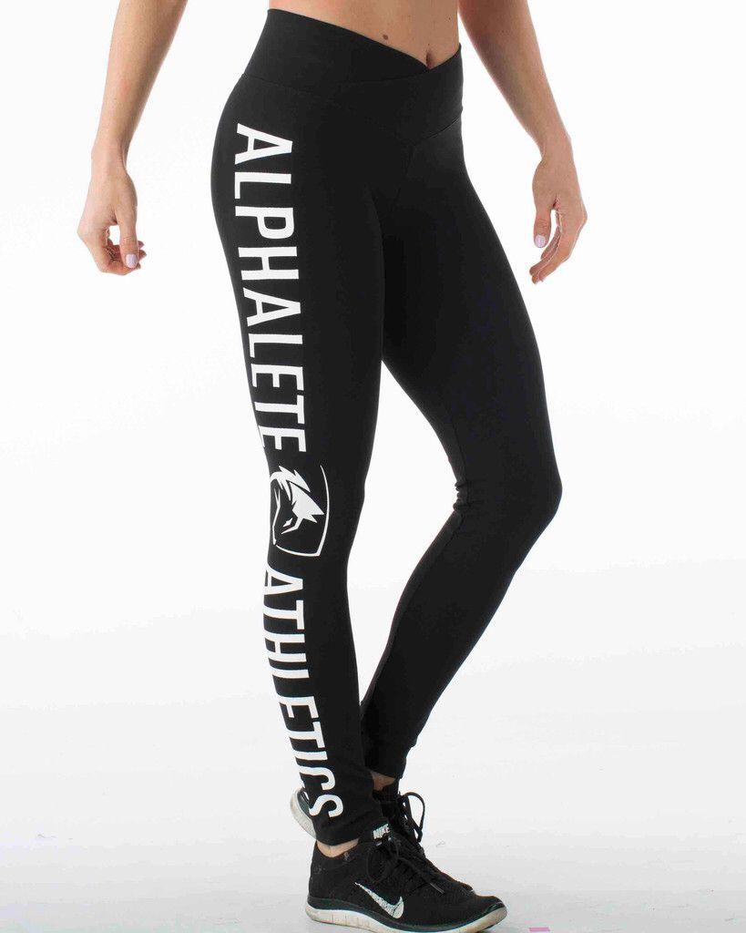 Alphalete Athletes leggings #alphalete #alphaleteathletes #nikkiblackketer #christianguzman