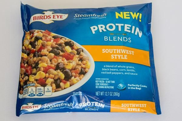 Birds Eye Protein Blends Southwest Style Reimaginedieting Sign Up For More Weight Loss Ideas Like This At