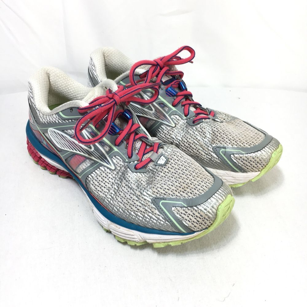 Brooks Ravenna 6 Women's 9 B Silver