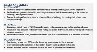 Pin By Prashant Borhade On Simple Resume Format Simple Resume Format Presentation Skills Simple Resume
