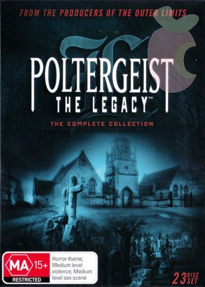 Poltergeist - The Legacy Complete Collection TV Series DVD ...