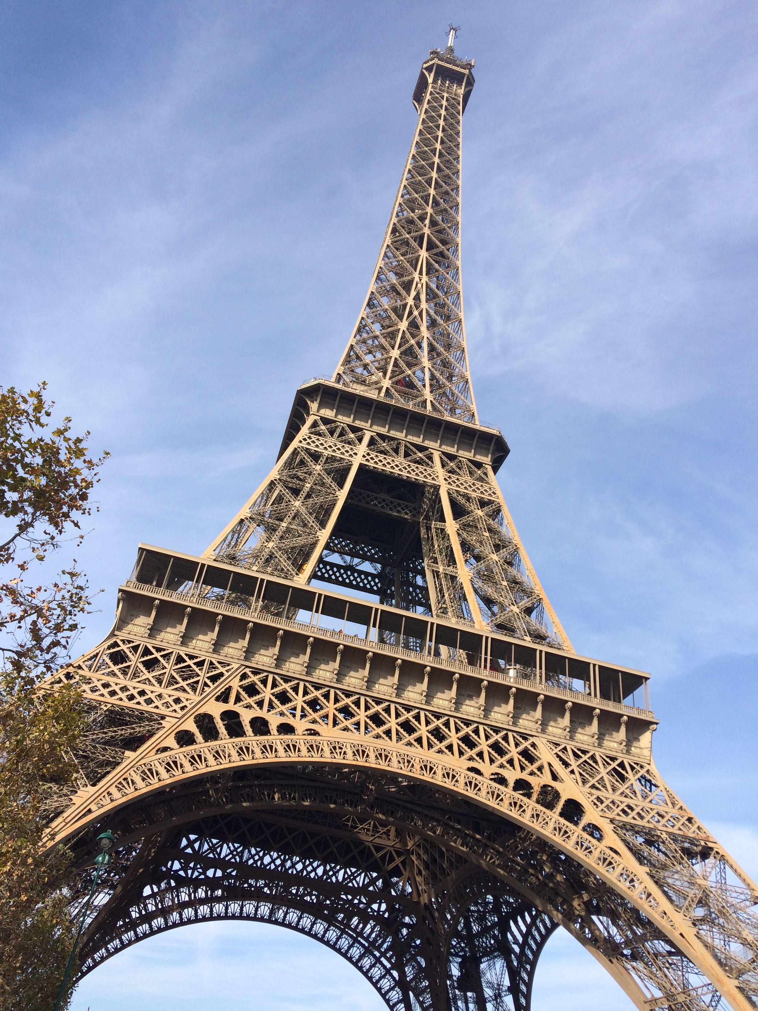 La Tour Eiffel Paris France