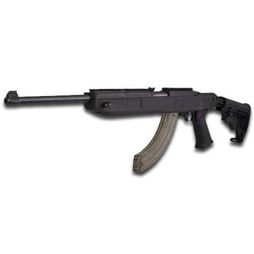 Ruger 10 22 W Tapco Assualt Stock And 25 Round Magazine Firearms