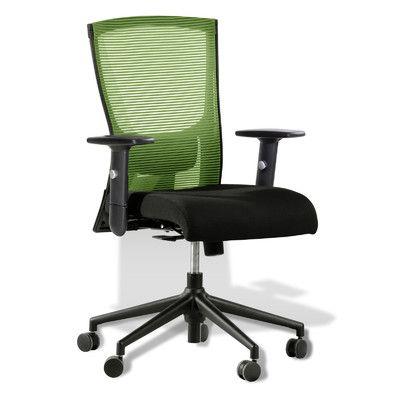 Unique Furniture Hanna Fully Ergonomic Mesh Desk Chair Upholstery Mesh Task Chair Unique Furniture Chair