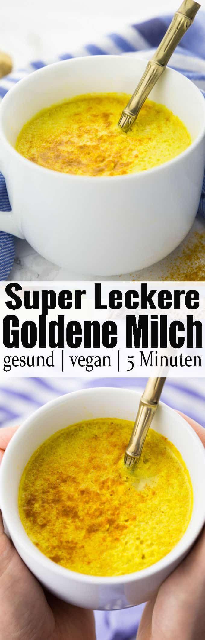 goldene milch rezept healthy drinks goldene milch. Black Bedroom Furniture Sets. Home Design Ideas