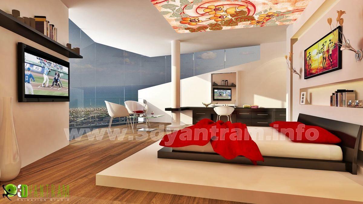 superb room design 3d #6: 3D Interior Design, 3D Interior rendering, Interior design view , 3D  Interior Design,