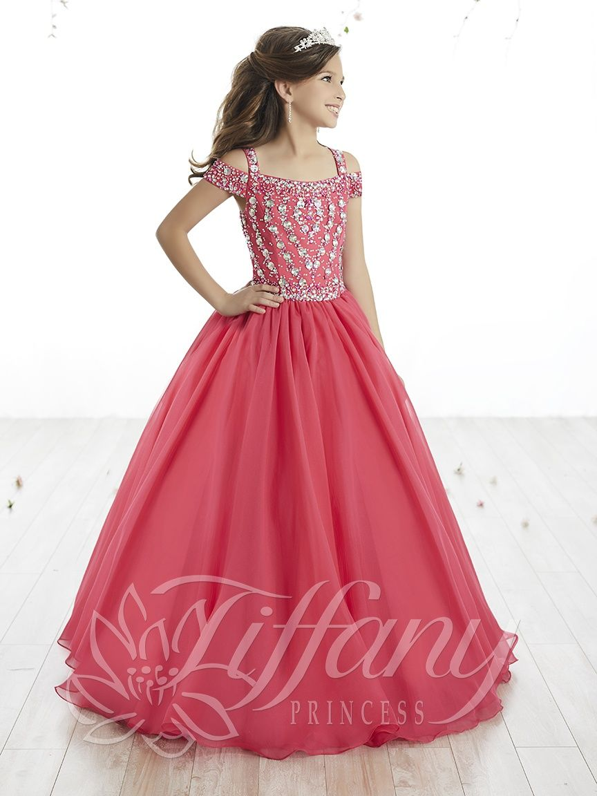 13515 - House of Wu | Children\'s Pageant dresses | Pinterest ...