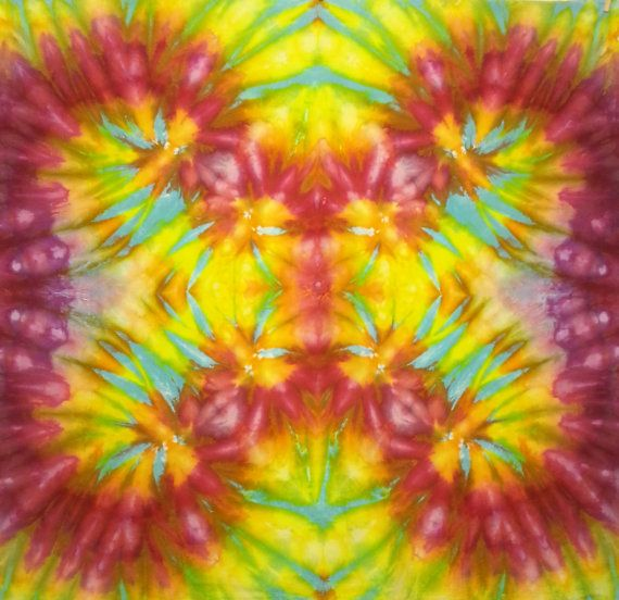 Trippy tie dye tapestry rainbow | Tie dye tapestry and Tapestry